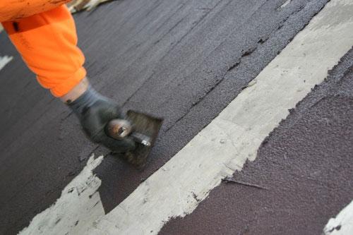 impermeabilizzazione sotto pavimento