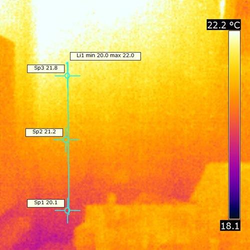Umidità di risalita in locale interrato a Nichelino (TO)