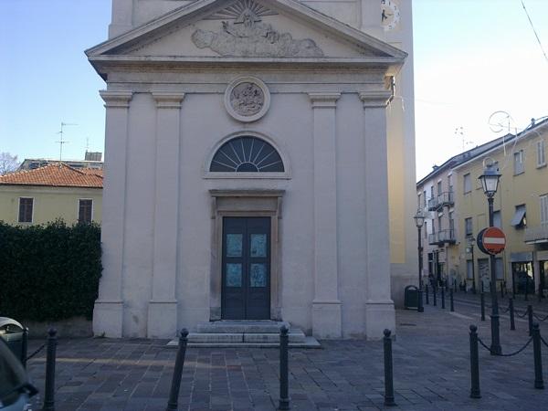 Deumidificazione in una chiesa a Bovisio Masciago (MI)