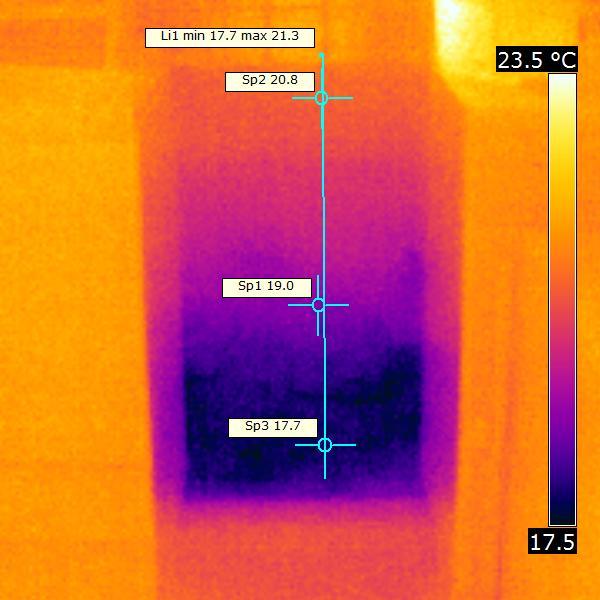 Deumidifcazione in una cascina a Carmagnola